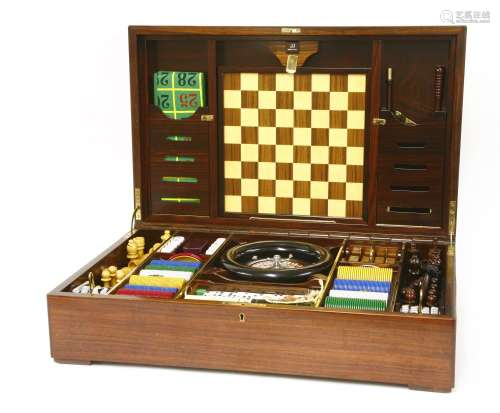 A Dunhill comprehensive games compendium,