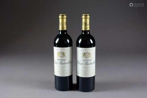 Château Haut Batailley 1999. (2 bouteilles). Cinqu…