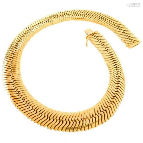 Vintage Italian 14K Necklace