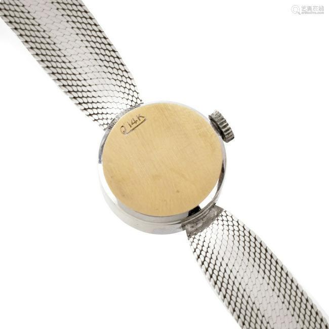 Lady's Rolex 14K Watch