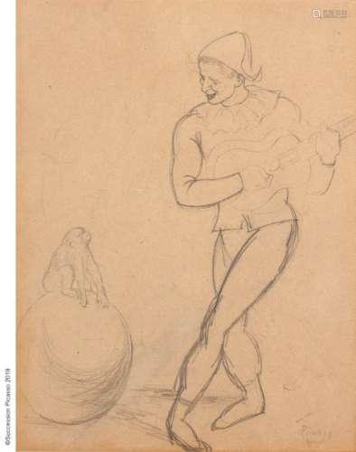 PABLO PICASSO (1881 1973)