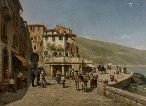 JACQUES FRANÇOIS CARABAIN (1834 1933)