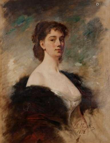 CHARLES JOSUAH CHAPLIN (1825 1891)