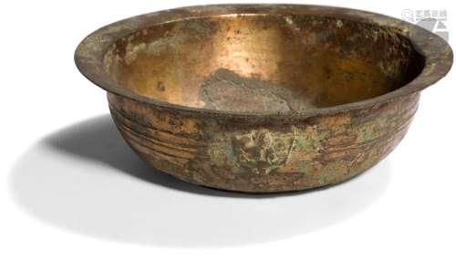 CHINE époque HAN (206 av. JC 220 ap. JC) Bol en br…