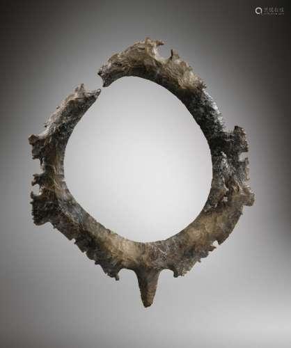 Excentrique en silex<br />Culture Maya<br />Classique Récent, 550-950 AP. J.-C.