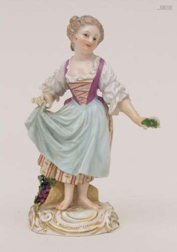 Gärtnerkind 'Mädchen mit Trauben' / A gardener chi…