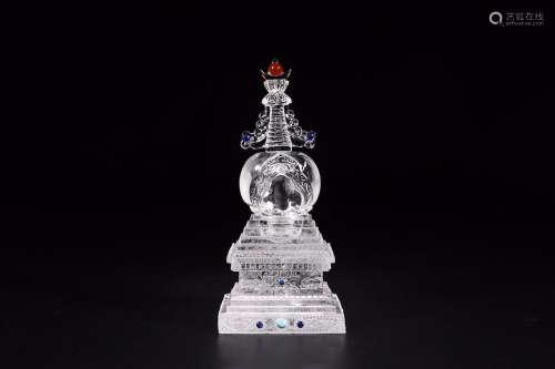 CRYSTAL BUDDHA TOWER