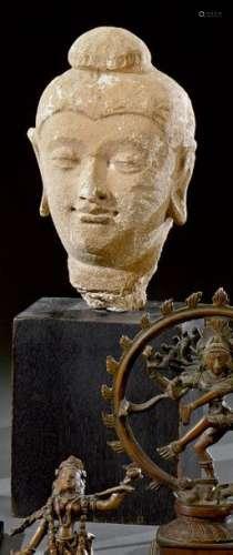 INDE, art gréco boudhique IVe siècle