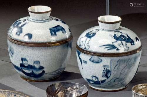 CHINE du Sud XIXe siècle