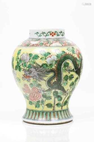 A potChinese porcelain