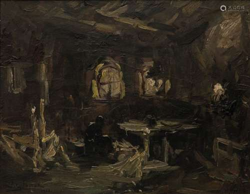 Armand JAMAR (Liège, 1870 Saint Gilles, 1946) \nVUE…