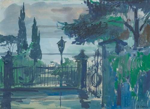 Rostislas LOUKINE (Belgorod, 1904–Bar sur Aube, 19…