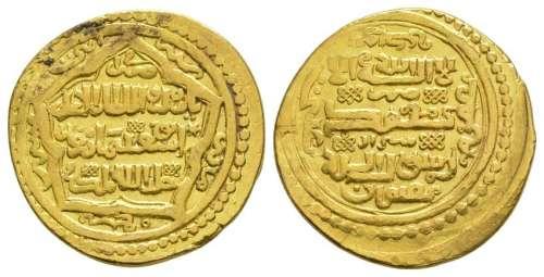 Islamic - Mongol - Abu Sa'id - Gold Dinar