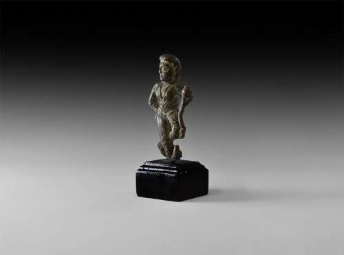 Indian Goddess Uma Statuette