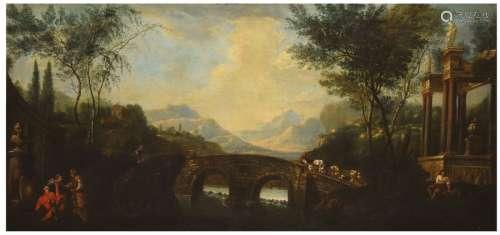 Suiveur de Mola (Italie XVIIè)