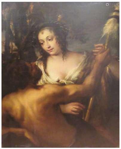 Francesco DEL CAIRO (1607 1665) (attribué)