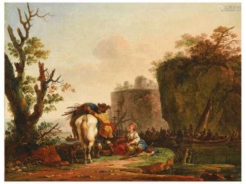 Suiveur de LOUTHERBOURG (1740 1812)