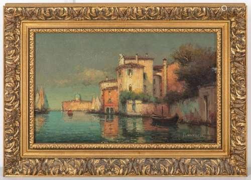Antoine BOUVARD (1870 – 1956), Vue des environs de…