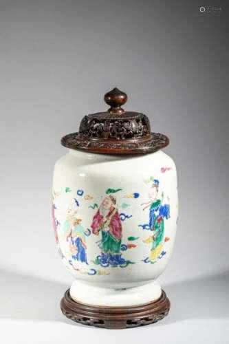 CHINE , dynastie Qing, époque Yongzheng (1723 1735…