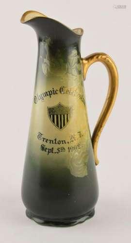 London 1908 Summer Olympics Wine Ewer