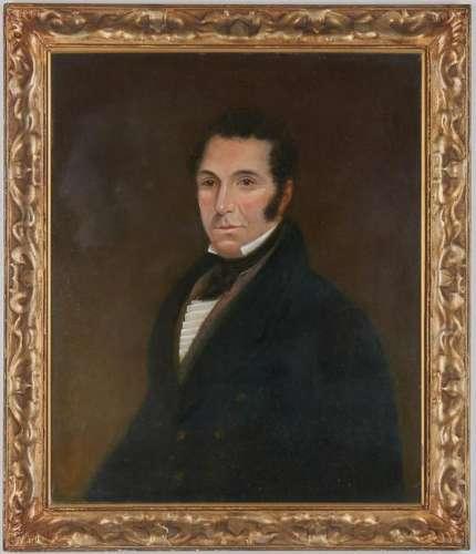 19th Century Portrait of a Man, poss. Scottish
