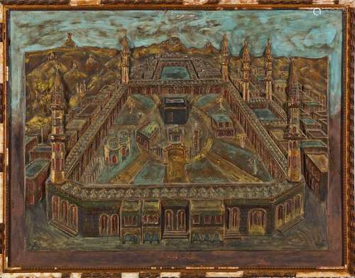 AN OTTOMAN VIEW OF MECCA