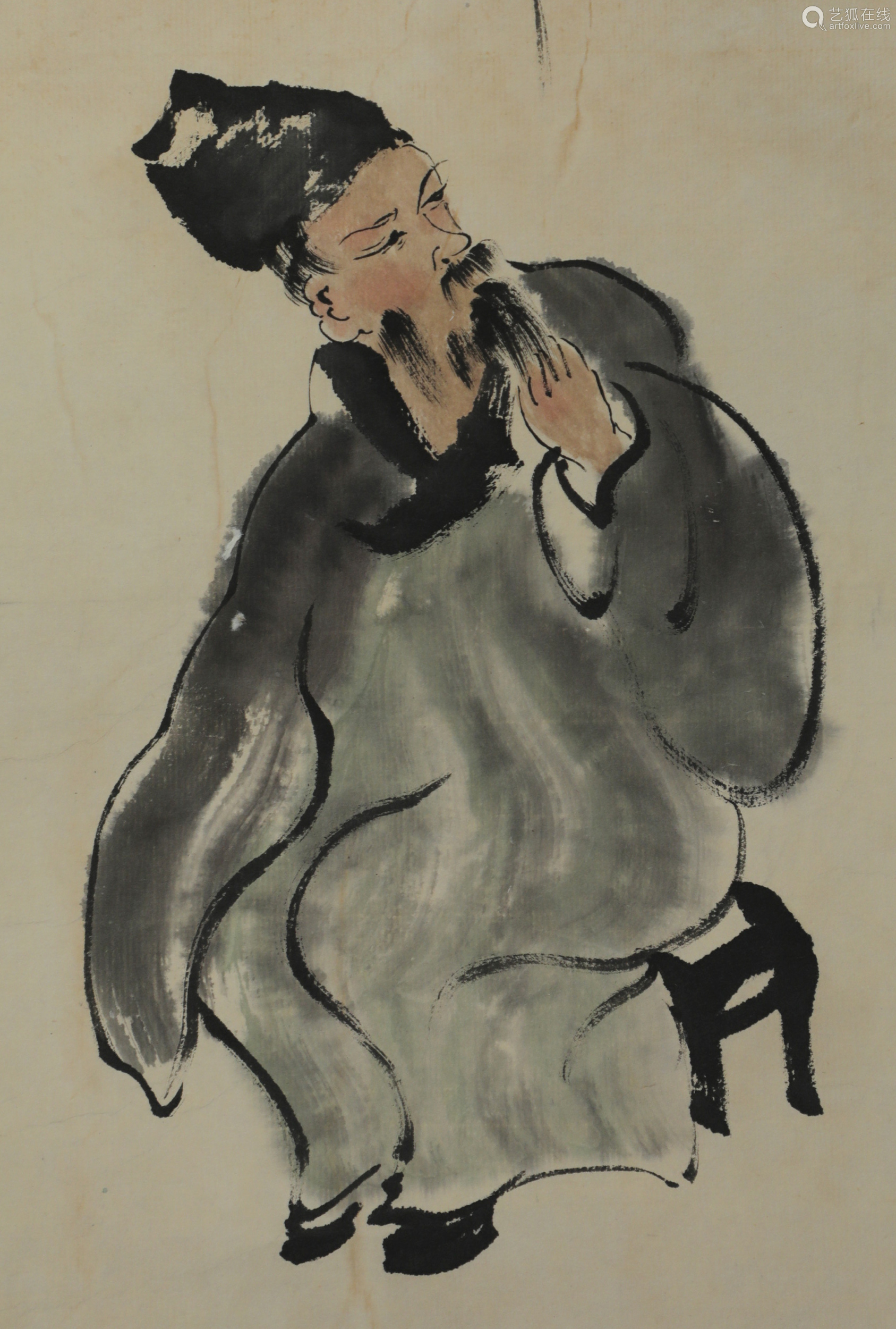 Li Keran - Figure Painting