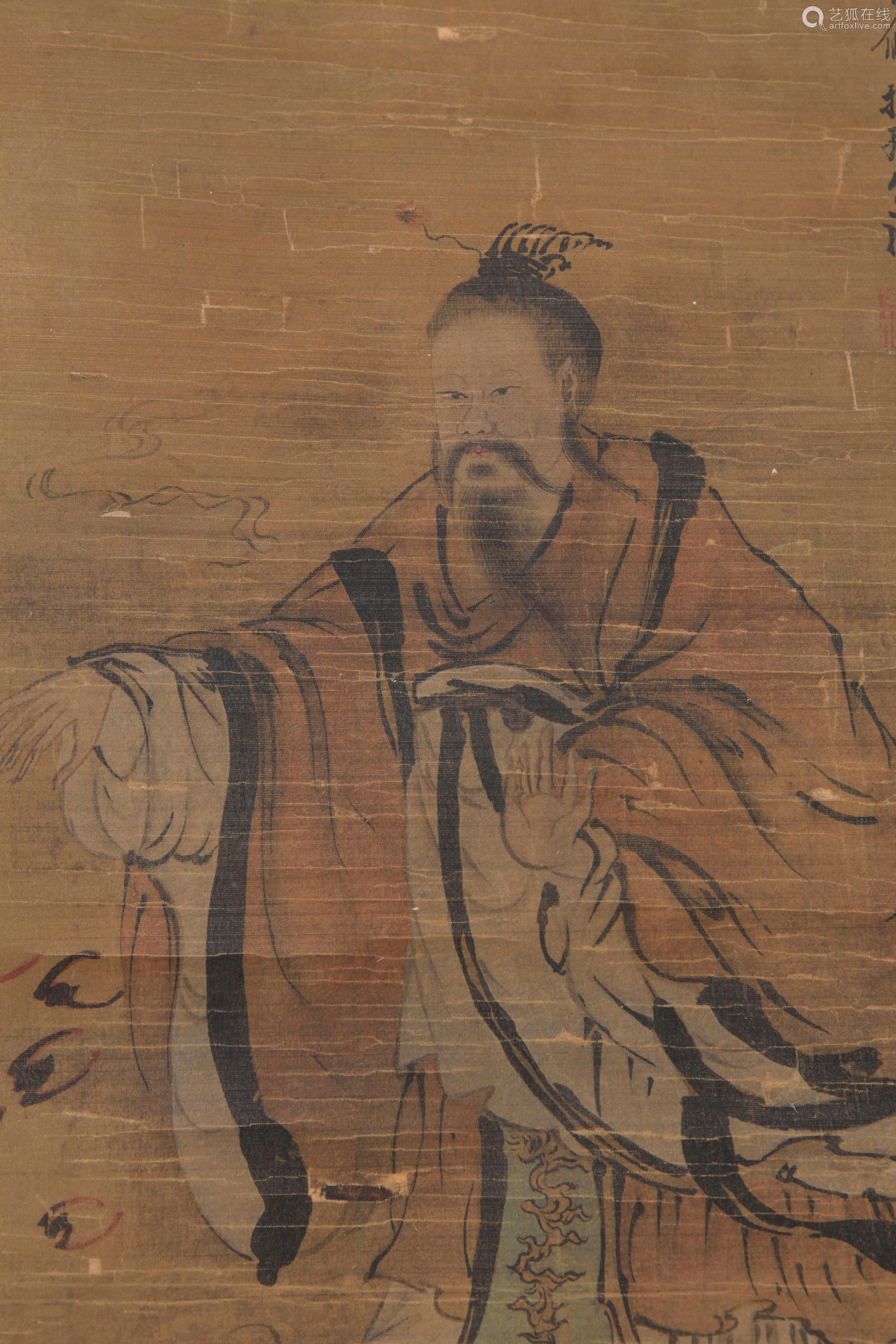 Gao Qipei - Painting of Heavenly Blessing