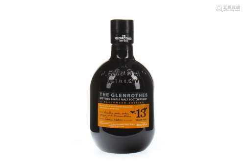 GLENROTHES HALLOWEEN EDITION 13 YEARS OLD
