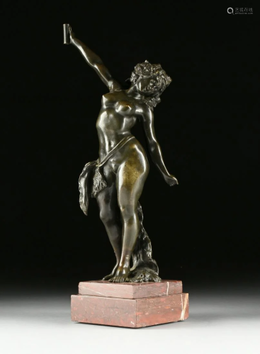 FRENCH SCHOOL, (19th/20th Century) A BRONZ…