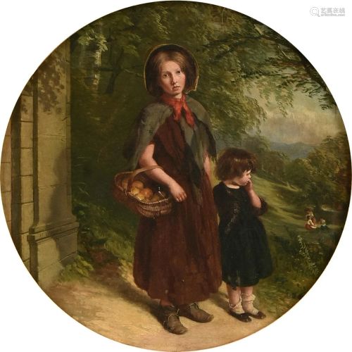 HENRY NELSON O'NEIL (British 1817-1880) A PAINTIN…