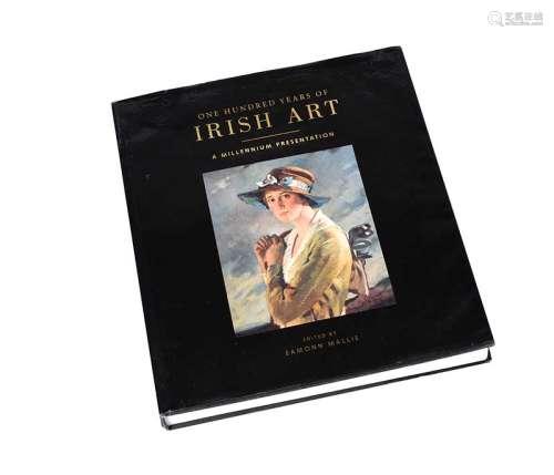 ONE VOLUME IRISH ART