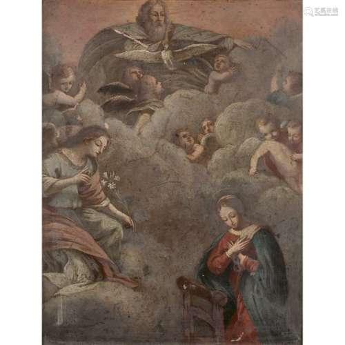 École NAPOLITAINE de la fin du XVIIe siècle L'Anno…