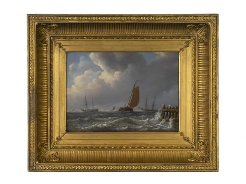 Artist Unknown (Continental, 19th Century) N…