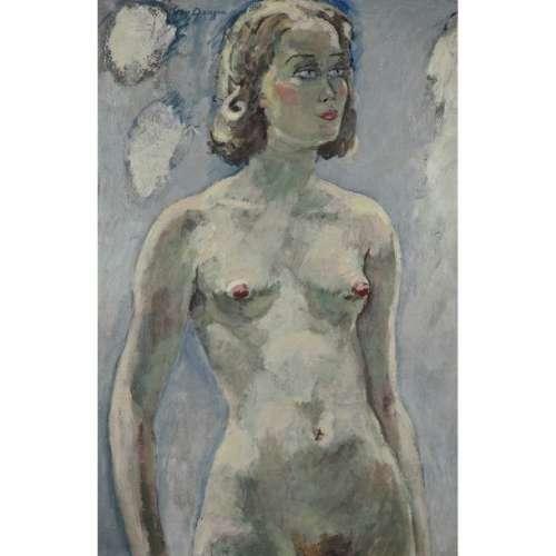 KEES VAN DONGEN (1877 1968) MARLÈNE Huile sur toil…