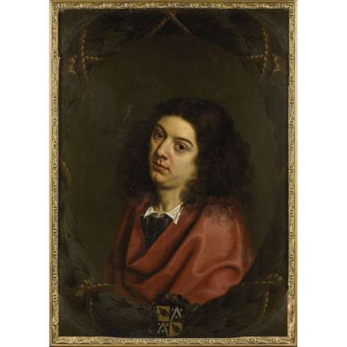 Attributed to Peter FRANCHOYS (1606 1654 )Portrait…