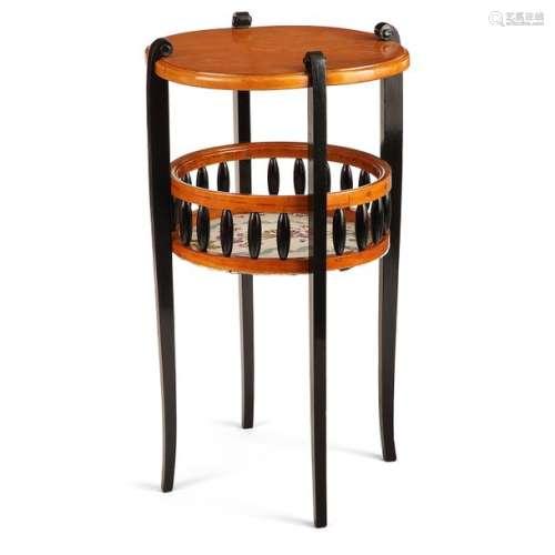 ANDRÉ GROULT (1884 1967) Élégante table d'appoint …