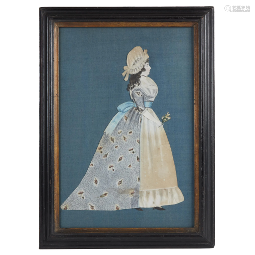 Attributed to Mary B. Way (1769-1833), Miniature