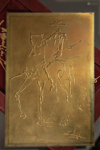 Salvador DALI (1904 1989) illustrates Dali's horse…