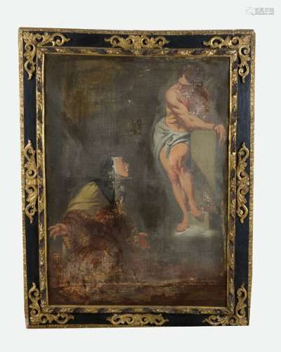 Caravaggesque artist 17th/18th Century, Appearance…
