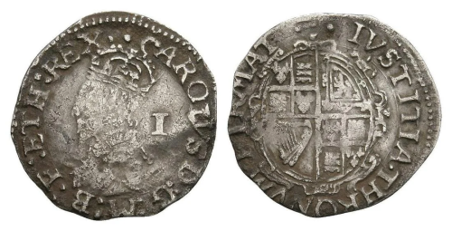 Charles I - Tower - Penny