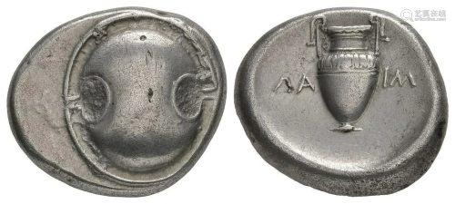 Boeotia - Shield Stater