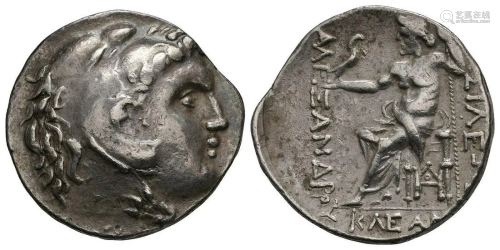 Alexander III (the Great) - Zeus Tetradrachm