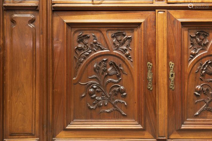 MAISON GOUFFE YOUTH beautiful French Art Nouveau d…