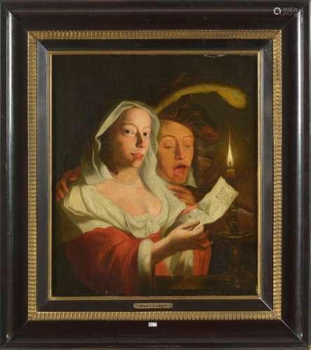 VAN HONTHORST Gerard (1590 1656). Atelier de.