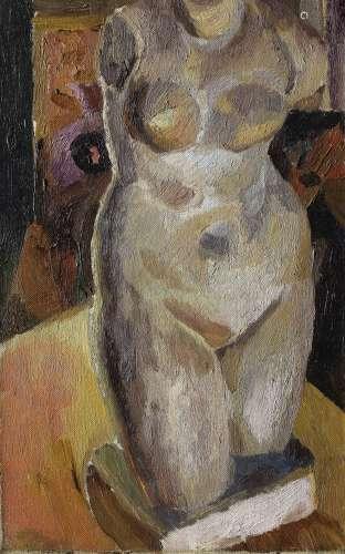 Duncan Grant (British, 1885-1978) The Plaster Cast - Venus 42 x 26.5 cm. (16 1/2 x 10 1/2 in.)