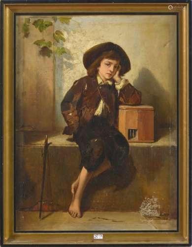 HAGELSTEIN Paul (1825 1868)