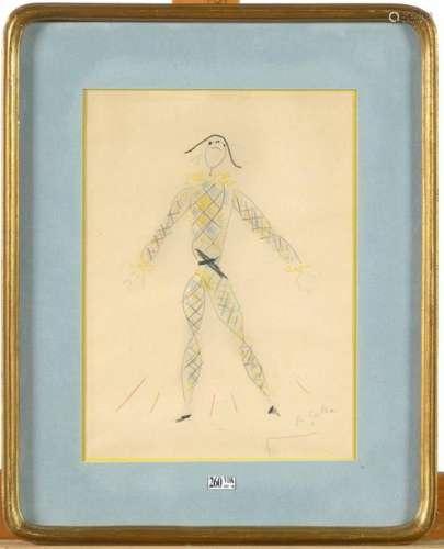 COCTEAU Jean (1889 1963)