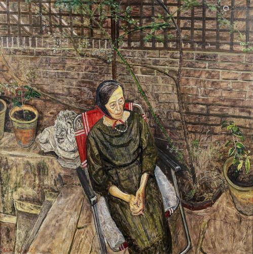 Carel Weight R.A. (British, 1908-1997) Portrait of Mrs Fontana
