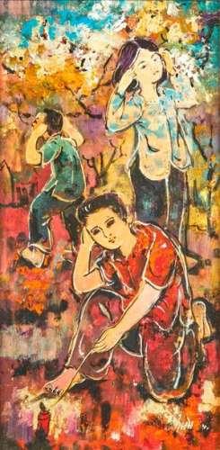 Trịnh hữu hoà (1945 ..) École d'Arts Appliqu…